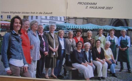 Und noch ein gruppenfoto heft 2 2007 des evang frauenbundes