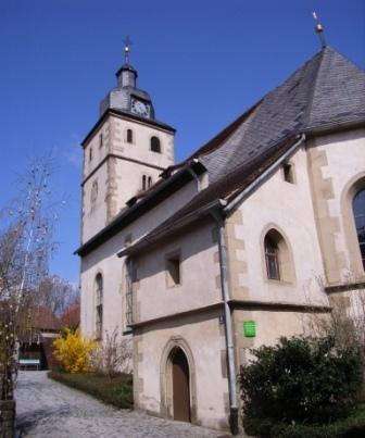 Evangelische Kirche Euerbach